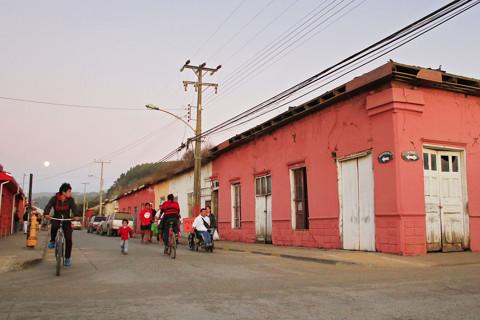 Pueblos y localidades