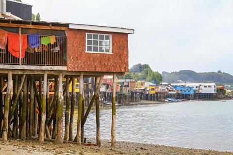 Chiloé insular y continental